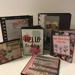 Handmade Albums & Photo Cards