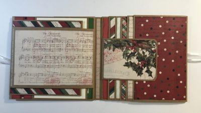 Joyous Christmas Folio Album