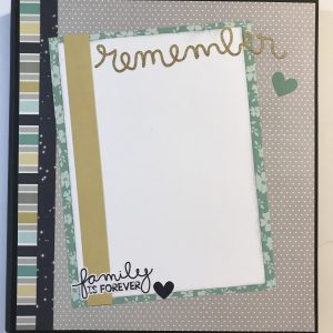 A Love For Memories Folio Album