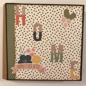Perfect 6 x 6 Folio Album