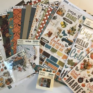 Country Harvest Collection Kit